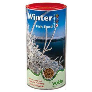 Winter Fish Food 2500ml - VELDA