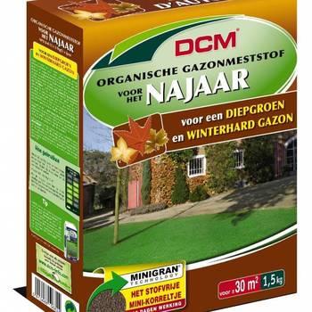 Gazon Meststof Najaar - 1,5KG - DCM