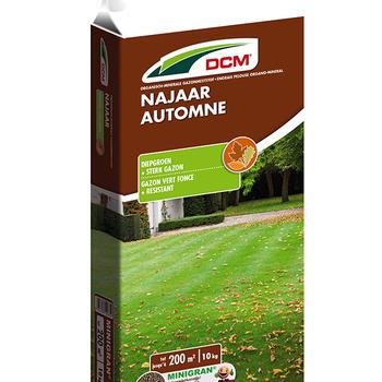 Gazon Meststof Najaar - 10KG - DCM