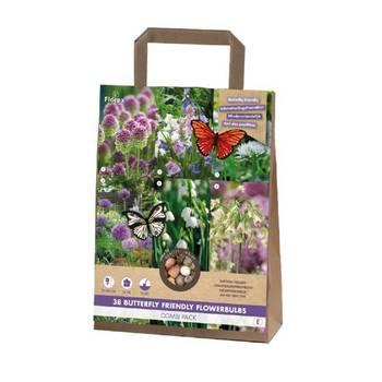 38 Vlindervriendelijke Bloembollen Combi Pack