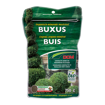 DCM Meststof Buxus 0.75kg