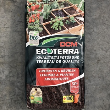 Ecoterra groenten en kruiden 30l