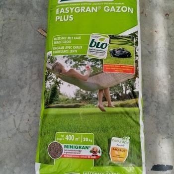 Easygran gazon plus 20kg