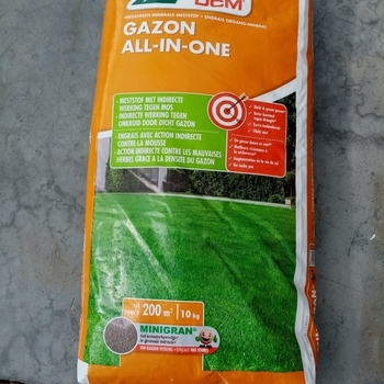 Gazon all-in-one 10kg
