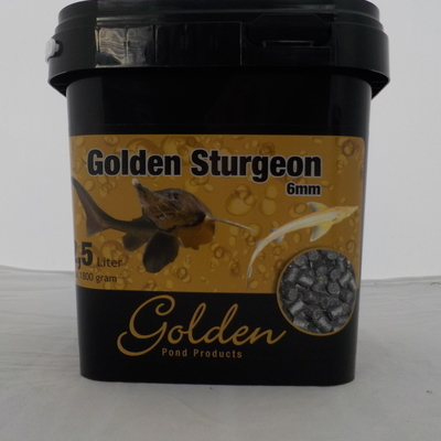Golden sturgeon 6mm 2.5l