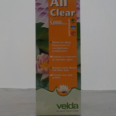 all clear powder 500ml