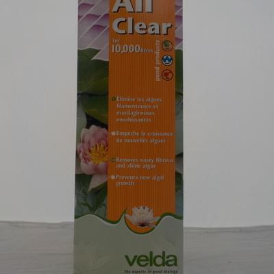 All clear powder 1000ml