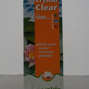 Crystal clear 500ml