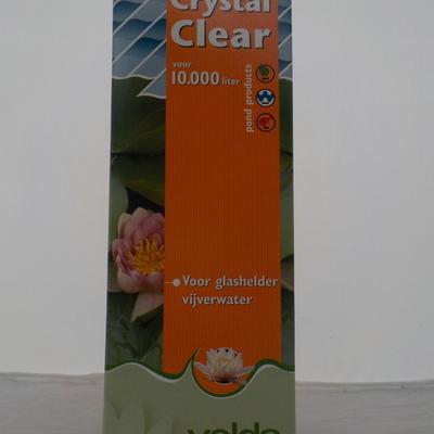 Crystal clear 1000ml