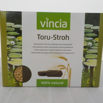 Toru-Stroh 2600g