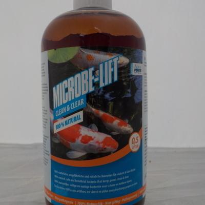 Microbe-lift clean & clear 500ml
