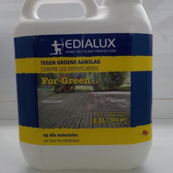 For-Green - tegen groene aanslag 2,5L