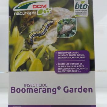 Boomerang garden insecticide tegen buxusmotrupsen 50 ml