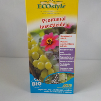 promanal insecticide sierplanten & fruit 200ml