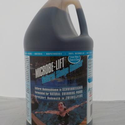 Microbe-lift natural sludge reducer 4L voor zwemvijvers