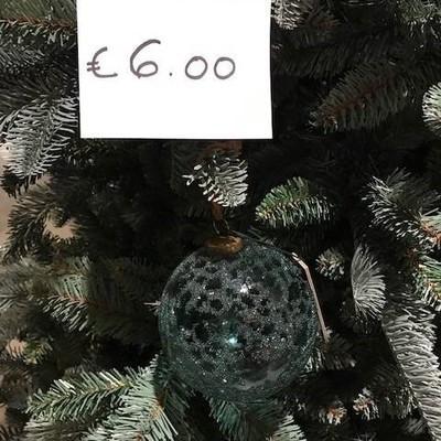 Kerstbal luxe E