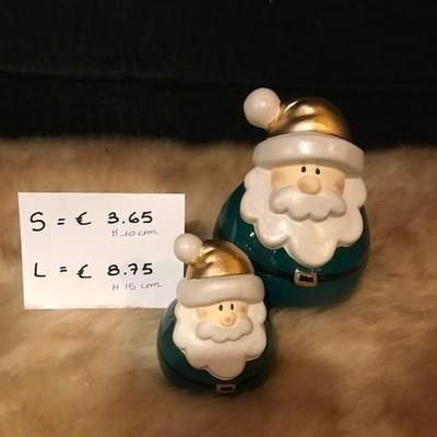 Kerstman 15cm