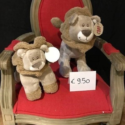 Leeuw (20cm) / leeuw (30cm)