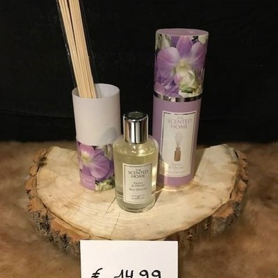 Reed diffuser freesia+orchidee 150ml