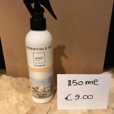 Room spray sunny beachtime 250ml