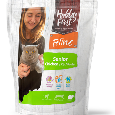 Feline Senior chicken - 800g