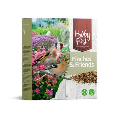 WildLife Finches & Friends - 850g