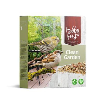 WildLife Clean Garden - 850g
