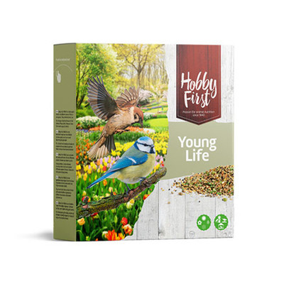 WildLife Young Life - 850g