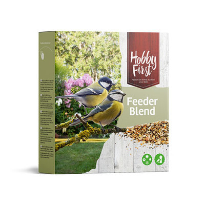WildLife Feeder Blend - 850g
