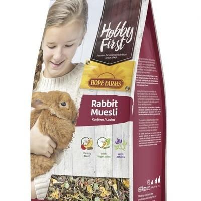 Rabbit muesli - 2,5kg
