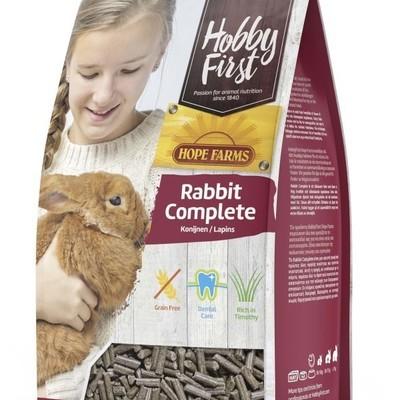 Rabbit complete - 3kg