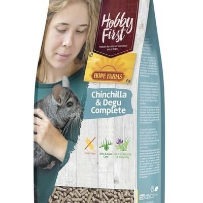 Chinchilla & degu complete - 1,5kg