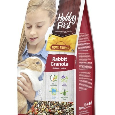 Rabbit granola - 2kg