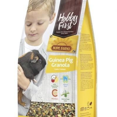 Guinea pig granola - 2kg