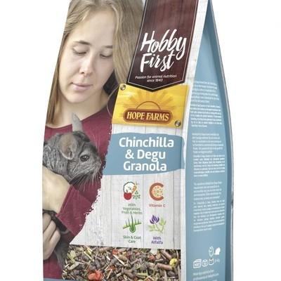 Chinchilla & degu granola - 2kg