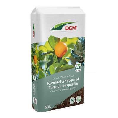 Potgrond olijven, vijgen & citrus 60L