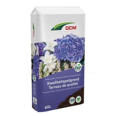 Potgrond heide, azalea, hortensia & alle zuurminnende planten 60L