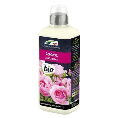 Vloeibare meststof rozen & bloemen 0,8L