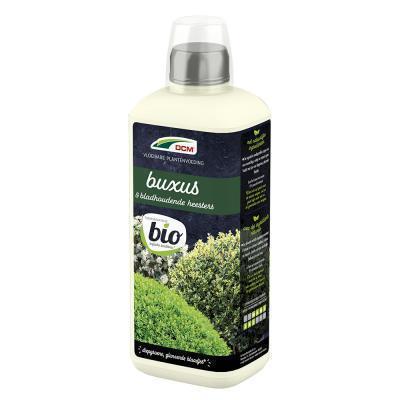 Vloeibare meststof buxus & bladhoudende heesters 2,5L