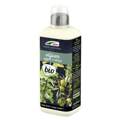 Vloeibare meststof olijven, vijgen & citrus 0,25L