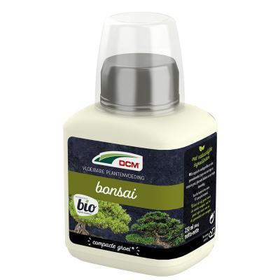 Vloeibare meststof bonsai 0,25L