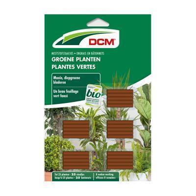 Meststofstaafjes groene planten 25st