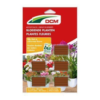 Meststofstaafjes bloeiende planten 25st