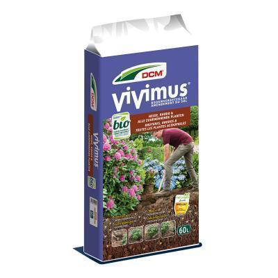 Vivimus heide, rhodo & alle zuurminnende planten 40L