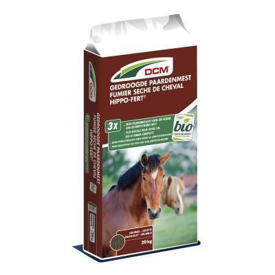 Gedroogde paardenmest 20kg