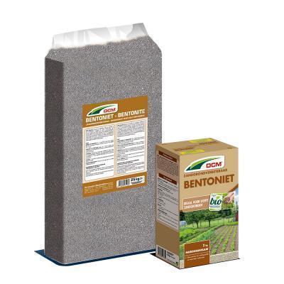 Zandgrondverbeteraar bentoniet 25kg