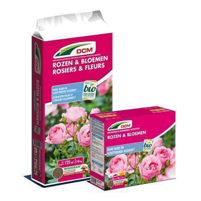 Meststof rozen & bloemen 10kg