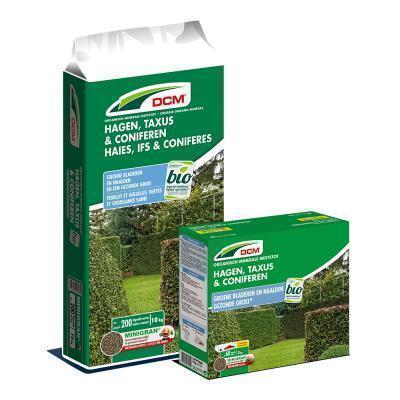 Meststof hagen, taxus & coniferen 1,5kg