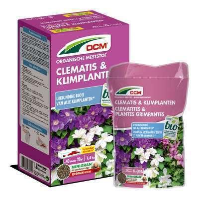 Meststof clematis & klimplanten 1,5kg