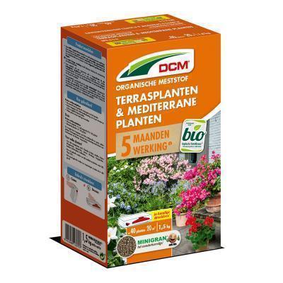 Meststof terrasplanten & mediterrane planten 1,5kg